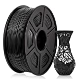 Filamento ABS 1,75MM, ABS Filament Stampanti 3D, ABS Nero 1KG Spool
