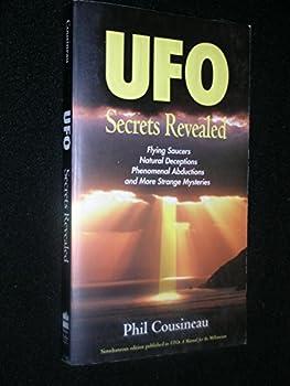 UFO secrets revealed 0062586521 Book Cover