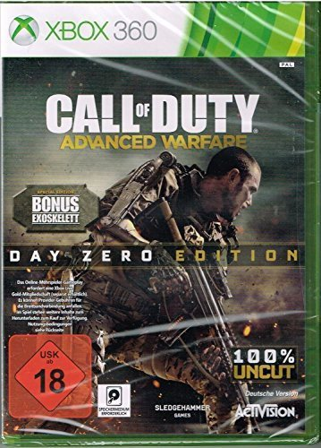 Call of Duty: Advanced Warfare - Special Edition Exoskelett Day Zero Edition - [Xbox 360]