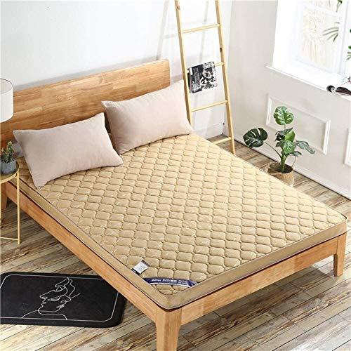 LUGEUK Dicke Studentenwohnheim Tatami Matratze Atmungsaktive Schlafbodenmatratze,...