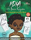 Idia of the Benin Kingdom: Coloring and Activity Book (Our Ancestories: Activity Books)