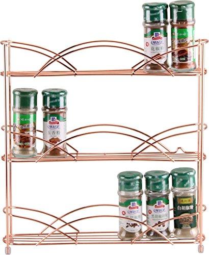 Kitchenista Organizadores para armarios - Oro Rosa Cobre