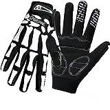YYGIFT Full Finger Cycling Gloves Anti-Slip Mountain Bike Gloves Road Racing Bicycle Gloves