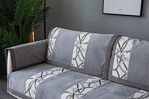 Best LVGENG Multi-Size Rectangular Chenille Slip Cover for Sofa Slipcovers Furniture Protector for Lovese