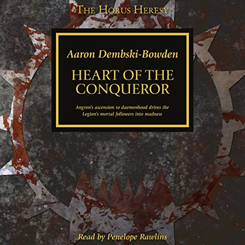 Heart of the Conquerer cover art
