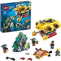 LEGO® City Oceaan Verkenningsduikboot 60264, leuk bouwspeelgoed voor kinderen (286 onderdelen)