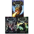 Keeper Of The Realms Trilogy 3 Books Collection Set By Marcus Alexander (Young Adult, Magic, Fantasy and Adventure Series)