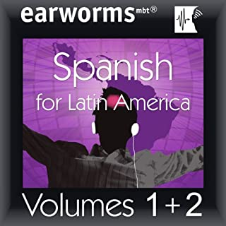 Rapid Spanish (Latin American): Volumes 1 & 2                   By:                                                                                                                                 earworms Learning                               Narrated by:                                                                                                                                 Marlon Lodge                      Length: 2 hrs and 20 mins     5 ratings     Overall 4.0