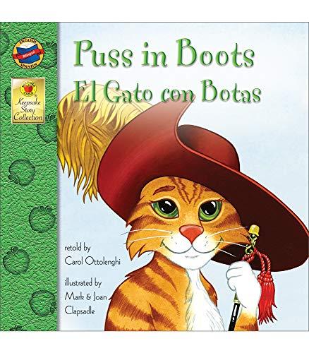 Puss in Boots/El Gato Con Botas (Brighter Child: Keepsake Stories (Bilingual))