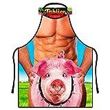 Deguisement Adulte Tablier Humoristique Cochon