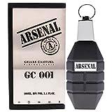 Gilles Cantuel Arsenal GC 001 For Men 3.4 oz EDP Spray