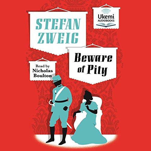 Beware of Pity audiobook cover art