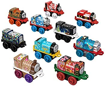 10-Pack Fisher-Price Thomas & Friends MINIS Themed