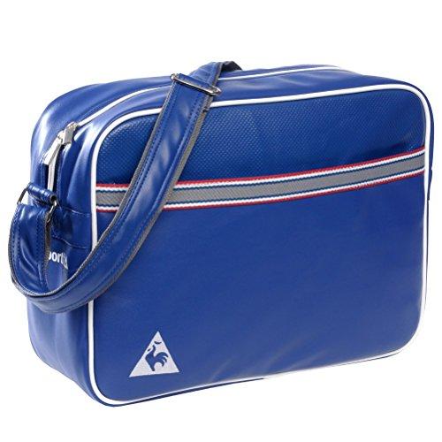 Bolsa reporter Le Coq Sportif Azul