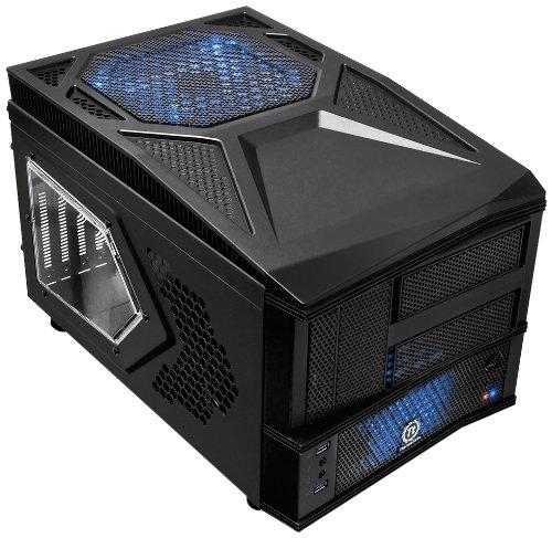 Thermaltake VM700A1W2N Armor A30I Micro ATX/Mini ITX Tower PC-Gehäuse (2X USB 3.0)