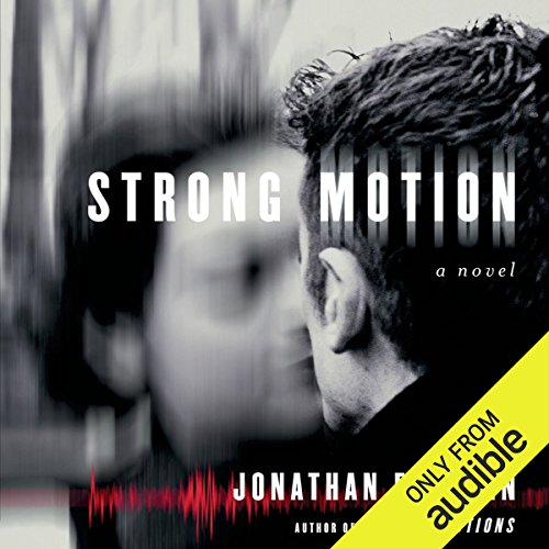 Strong Motion audiobook cover art