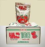 JA秋田ふるさと りんごジュース 10パック入り
