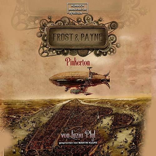 Pinkerton Titelbild