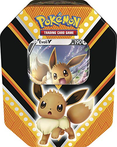 Pokémon International 45241 Tin Boxen