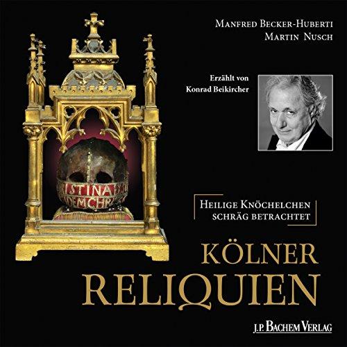 Kölner Reliquien audiobook cover art
