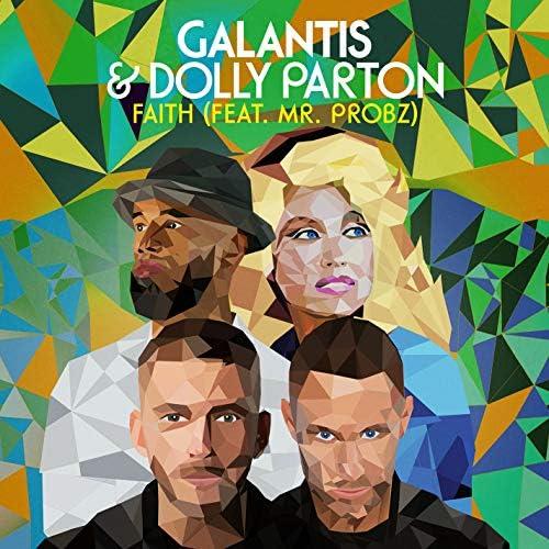 Galantis & Dolly Parton feat. Mr. Probz