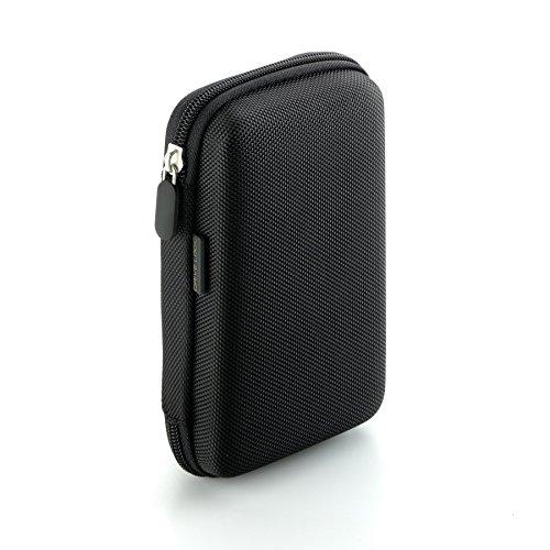Drive Logic DL-64-BK Portable EVA Hard Drive Carrying ...