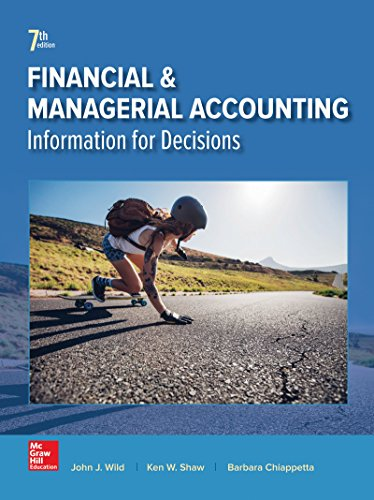 Loose-Leaf for Financial and Managerial Accounting