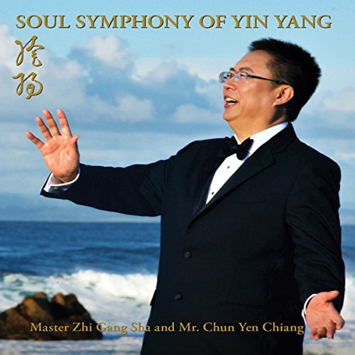 Soul Symphony of Yin Yang audiobook cover art