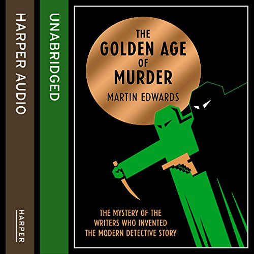 The Golden Age of Murder audiobook cover art