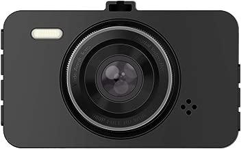 Karsuite A20 Super Night Vision Mini Dash Cam 1080P Full HD Hidden Dashboard Camera for Vehicle Recorder, 140° Wide Angle, Motion Detection, Parking Monitoring, G-Sensor, Loop Recording