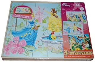 a376a6cd41a0 Amazon.com: Disney Princess - Puzzle Boxes / Brain Teasers: Toys & Games
