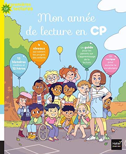 Mon année de lecture au CP (HS Premières lectures) (French Edition)