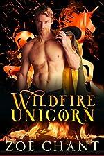 Wildfire Unicorn (Fire & Rescue Shifters: Wildfire Crew Book 2)