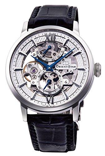 [オリエント時計] オリエントスター スケルトン 機械式 腕時計 RK-DX0001S メンズ