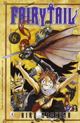 Fairy Tail: 8