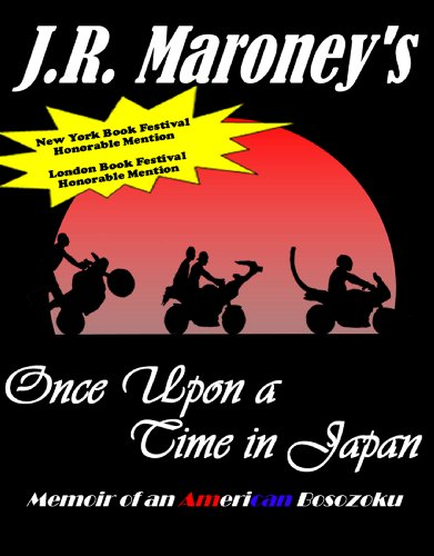 Once Upon a Time in Japan (English Edition)