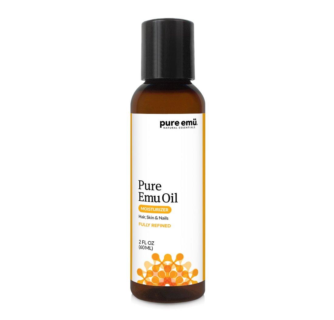 PURE EMU Emu Oil Hormone Free