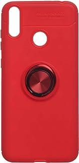 جراب خلفى مع حلقة مغناطيسية من اوتو فوكس للهاتف الخلوى هواوي اونر8C - احمر