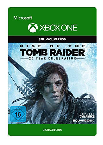 Rise of the Tomb Raider: 20 Year Celebration | Xbox One - Download Code