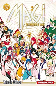 Magi - The Labyrinth of Magic Edition simple Tome 37