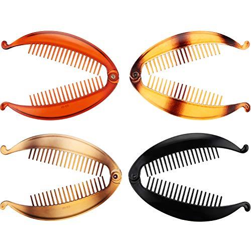 60 Salon Qualité Bob PIN-Kirby Grips-Black Hair Grips U PINS forte 4 cm