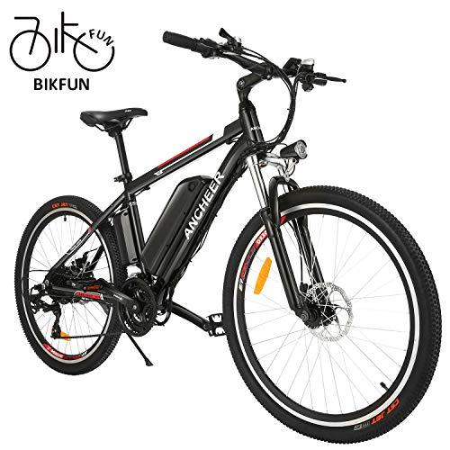 BIKFUN Vélo Électrique, E Bike 26...