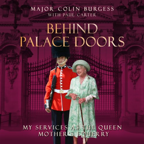 Behind Palace Doors cover art