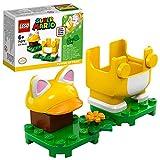 LEGO71372SuperMarioKatzen-Mario-Anzug- Erweiterungsset,Power-UpPack,Kletterwand-Kostüm