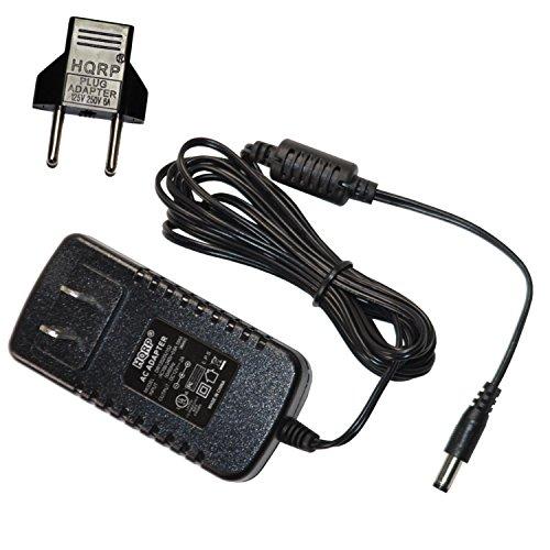 HQRP Netzadapter/Netzteil für Yamaha PSR-E433, PSR-E333, PSR-E233 Portable Keyboard Erzatzteil