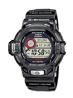Casio G-Shock G-SHOCK Funk Men's Watch GW-9200-1ER (B001CZVCOU) | Amazon price tracker / tracking, Amazon price history charts, Amazon price watches, Amazon price drop alerts