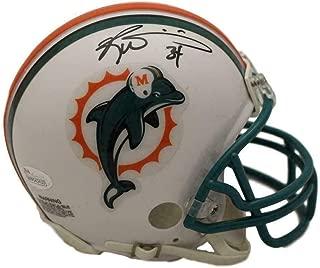ricky williams signed helmet