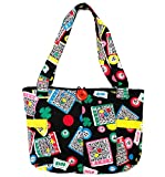 Best Bingo Daubers - Fashionable Quilted Bingo Bag w/ One Large Review