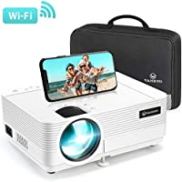 Vankyo Leisure 470 Full HD 1080p Portable Projector With Synchronize Smart Phone Screen