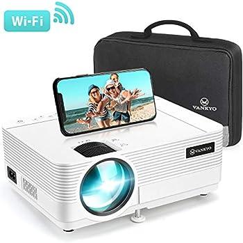 Vankyo Leisure 470 Full HD 1080p Portable Projector